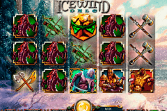 dungeons and dragons treasures of icewind dale igt slot machine