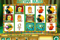 egyptian riches wms slot machine