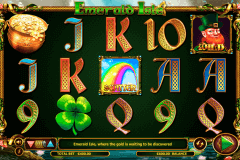 emerald isle netgen gaming slot machine