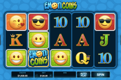 emoticoins microgaming slot machine