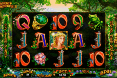 enchanted garden ii rtg slot machine