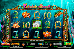 enchanted mermaid netgen gaming slot machine