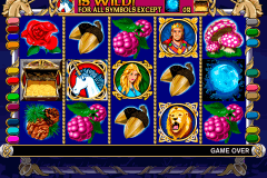 enchanted unicorn igt slot machine