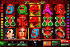 esmeralda playtech slot machine