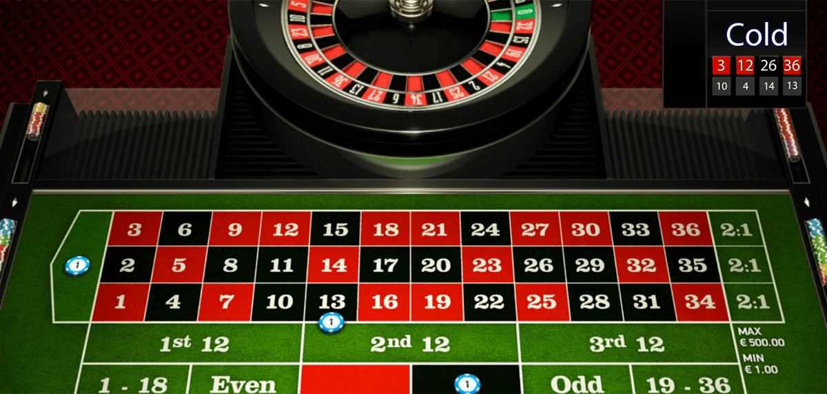 Spiele European Roulette (1x2 Gaming) - Video Slots Online