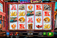 etra cash netgen gaming slot machine