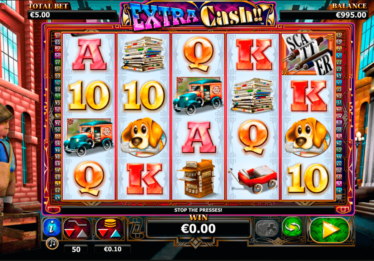 Spiele Extra Cash!! - Video Slots Online