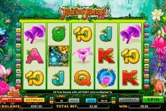 fairies forest netgen gaming slot machine