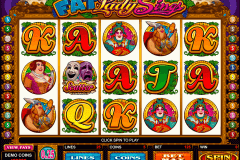 fat lady sings microgaming slot machine
