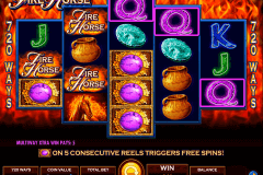 fire horse igt slot machine