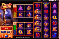 fire queen wms slot machine