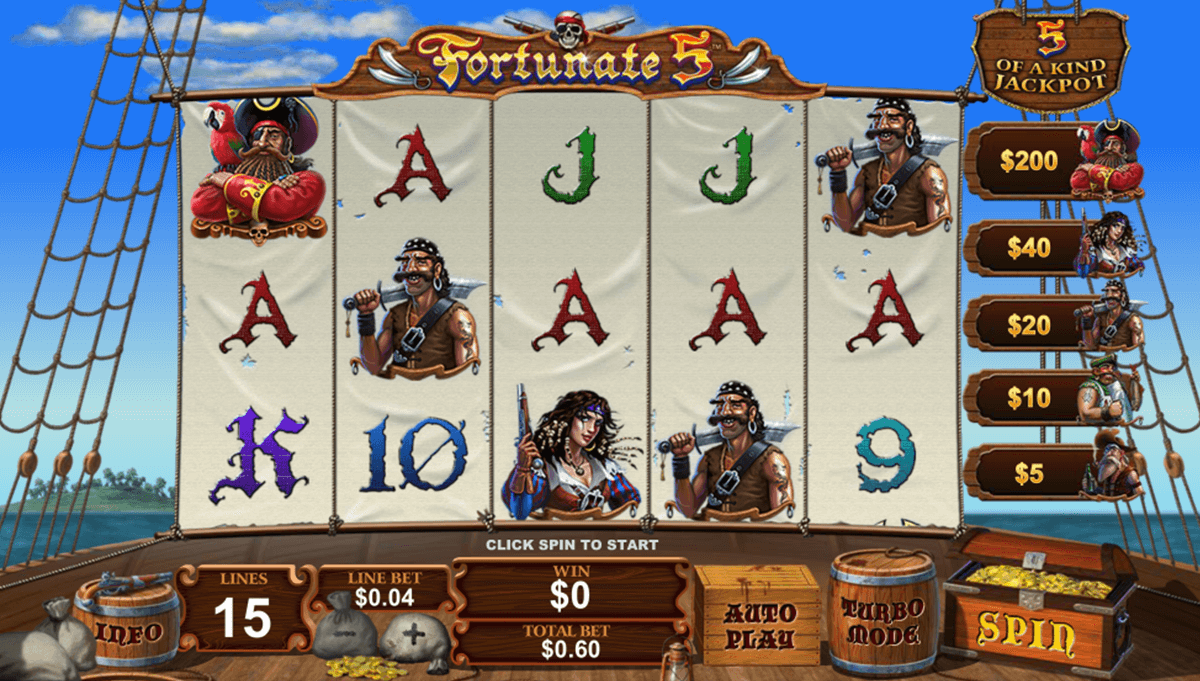 Fortunate Saloon Slot - Play Now for Free or Real Money