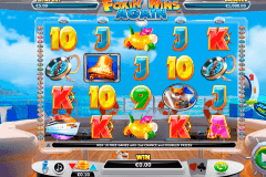 foin wins again netgen gaming slot machine