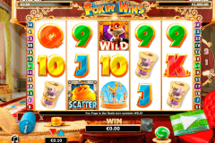 foin wins netgen gaming slot machine