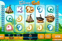foy fortunes playtech slot machine