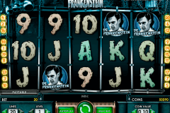 frankenstein netent slot machine