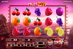 fruit zen betsoft slot machine