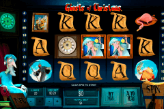 ghosts of christmas playtech slot machine