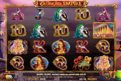 glorious empire netgen gaming slot machine
