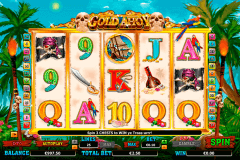 gold ahoy netgen gaming slot machine