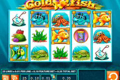 gold fish wms slot machine