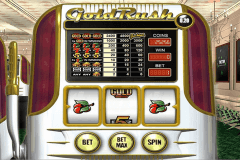 gold rush netent slot machine