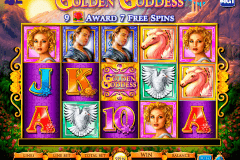 golden goddess igt slot machine