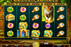 golden jungle igt slot machine