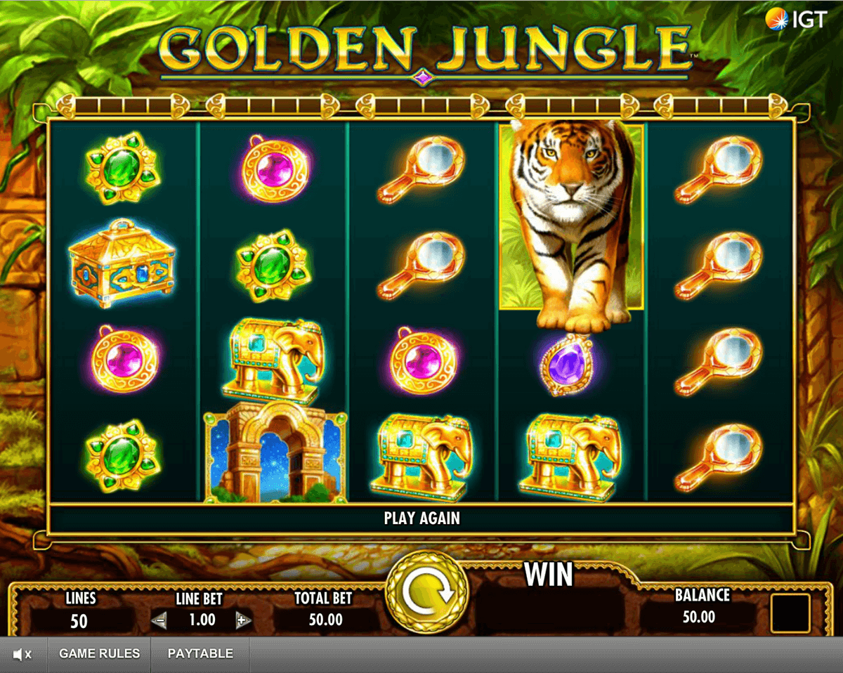 Golden Jungle Slot Machine Online ᐈ IGT™ Casino Slots