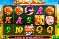 golden mane netgen gaming slot machine