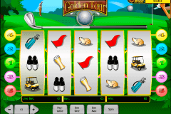 golden tour playtech slot machine