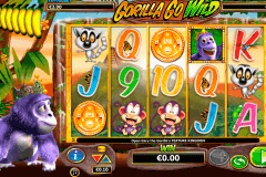 gorilla go wild netgen gaming slot machine