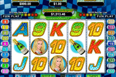 green light rtg slot machine