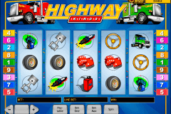 highway kings playtech slot machine