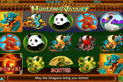 huolong valley netgen gaming slot machine