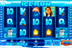 ice run playtech slot machine