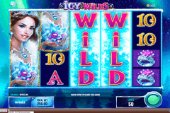 icy wilds igt slot machine