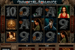 immortal romance microgaming slot machine