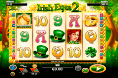 irish eyes  netgen gaming slot machine