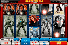 iron man   lines playtech slot machine