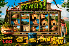 it came from venus betsoft slot machine