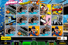 jack hammer  netent slot machine