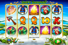 jacks beanstalk netgen gaming slot machine