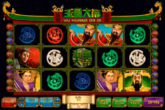 jade emperor playtech slot machine