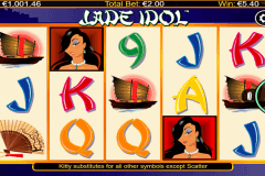 jade idol netgen gaming slot machine