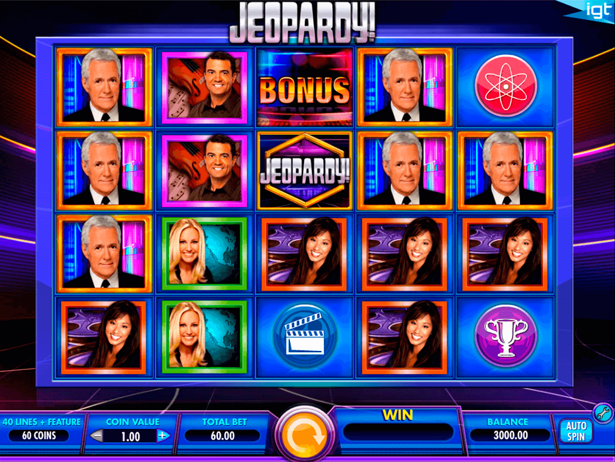 jeopardy igt slot machine