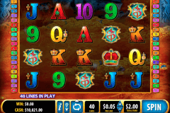 jewel of the dragon bally slot machine