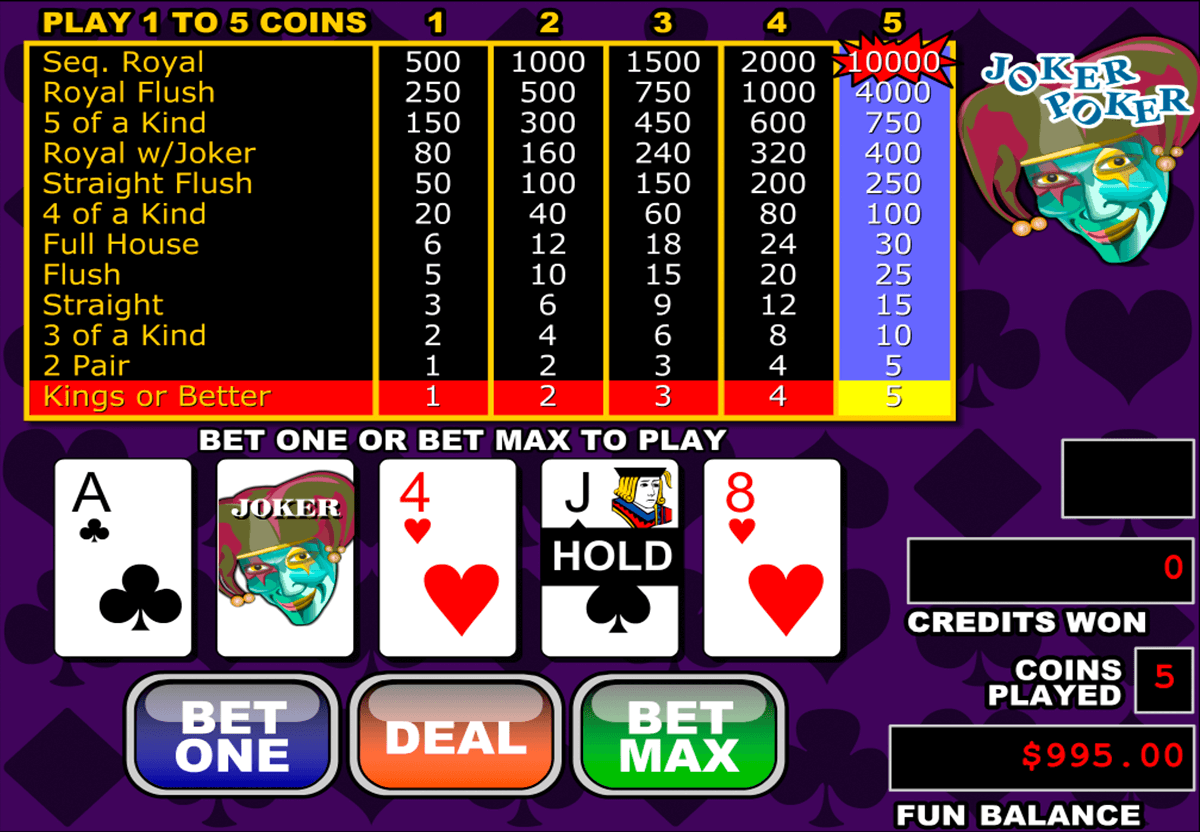 Spiele Bonus Deuces Wild (RTG) - Video Slots Online