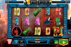 judge dredd netgen gaming slot machine