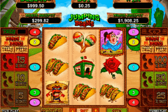 jumping beans rtg slot machine